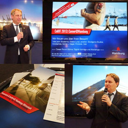 Bilder Foto KDF-Consult Career Night Hamburg CeBIT 2013